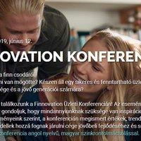 Ismerje meg a finn startup-csoda titkát! --  Finnovation Konferencia június 12-én Budapesten