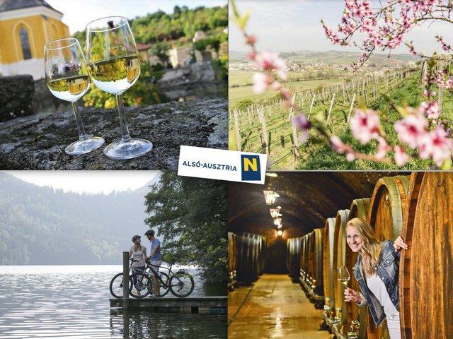 Tavaszi zsongás, megújulás Alsó Ausztriában euroAstra