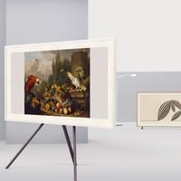 Műalkotások digitális vásznon