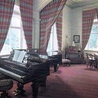 A Liszt-ház Weimarban