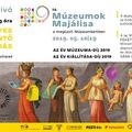 24. Múzeumok Majálisa a megújult Múzeumkertben Magyar Nemzeti Múzeum 2019. május 18-19.
