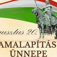 Magyarország Alapítása - Augusztus 20