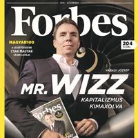 100-éves a Forbes Magazin