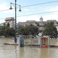 Árvíz Budapesten