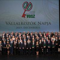 A VOSZ 21. alkalommal rendezte meg a Vállalkozók Napját.