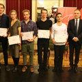 Ötödik éve támogatja a Miskolci Nemzeti Színházat a Vodafone