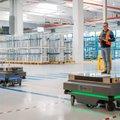 MiR200 robotflotta javítja a logisztikai folyamatokat és növeli a termelékenységet a Whirlpool łódźi gyárában