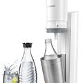 Műanyag helyett üveges szénsavasító palackban készíthető el az otthoni frissítő