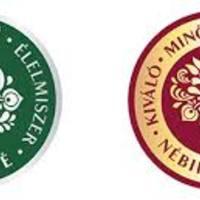 A magas minőséget képviselik a Kiváló Minőségű Élelmiszer védjegyrendszer termékei