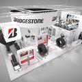 Gumiabroncsok, termékek és digitális megoldások választéka a Bridgestone-tól a BAUMA 2019-en