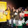 A Nemzetközi Gyermekmentő Szolgálat (NGYSZ) és támogató partnerei közel 300 nélkülöző gyermeknek varázsoltak igazi karácsonyt