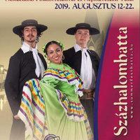 2019. augusztus 12–22. XXVI. Summerfest Nemzetközi Folklórfesztivál és Népművészeti Vásár.