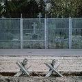 """Különleges képeken a """"berlini faliszony"""" a hidegháború idejéből"""