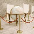 A Perczel-glóbusz pontos mása ezentúl mindenki számára látható az Országos Széchényi Könyvtárban