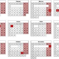 2020. évi munkaszüneti napok és áthelyezett munkanapok – így tervezzen!
