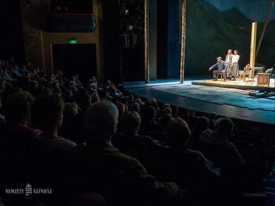 ca0776fa499b A Nemzeti Színház két évvel ezelőtt hirdette meg a #nemzetiadiakokert  programot, melynek keretében négy előadást (János vitéz, Csongor és Tünde,  Fekete ég ...