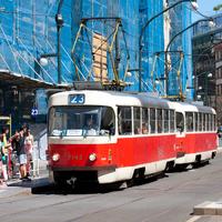 Szocialista retró - a prágai 23-as villamos