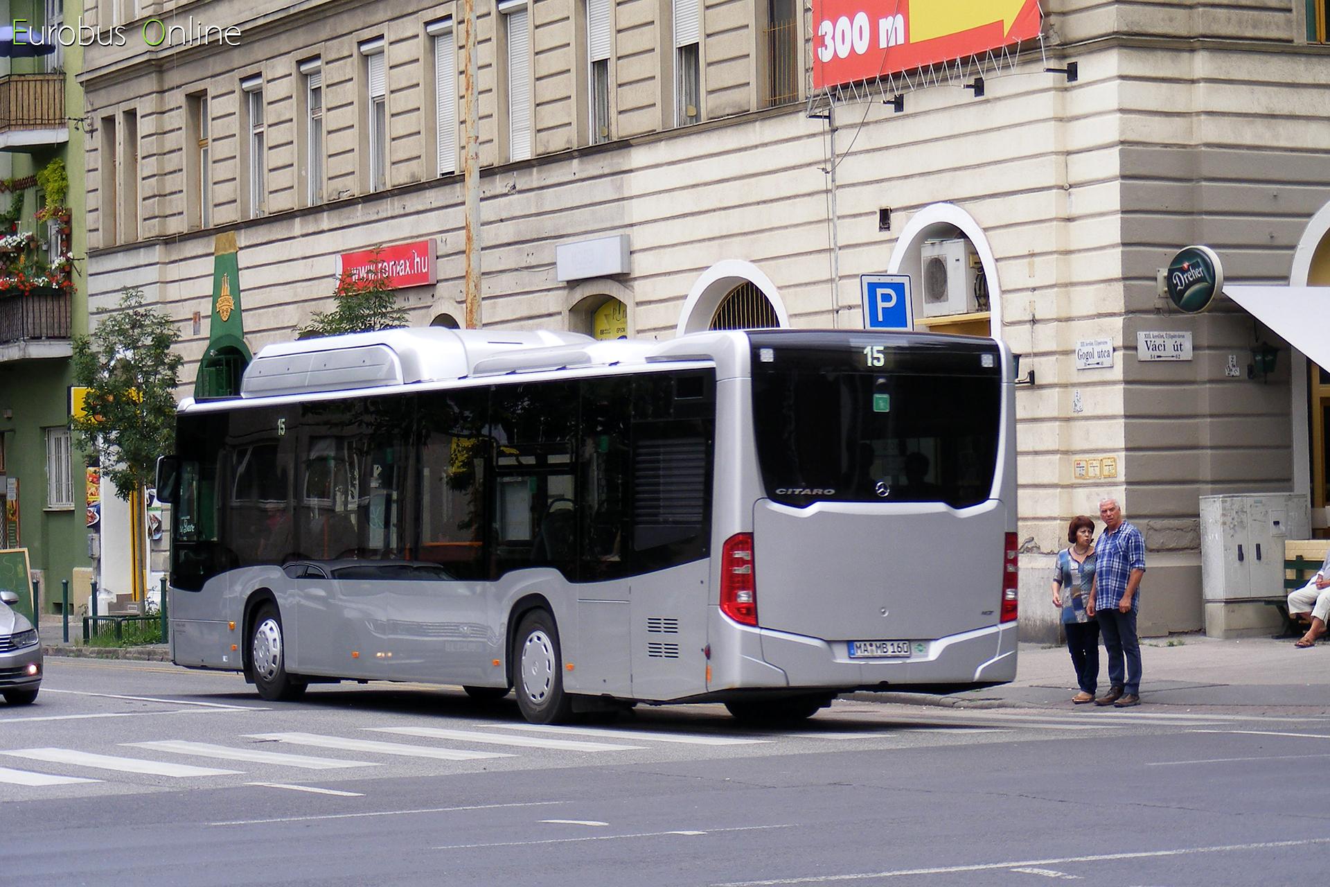 Irány vissza a Pannónia utcába a Gogol utcán át.