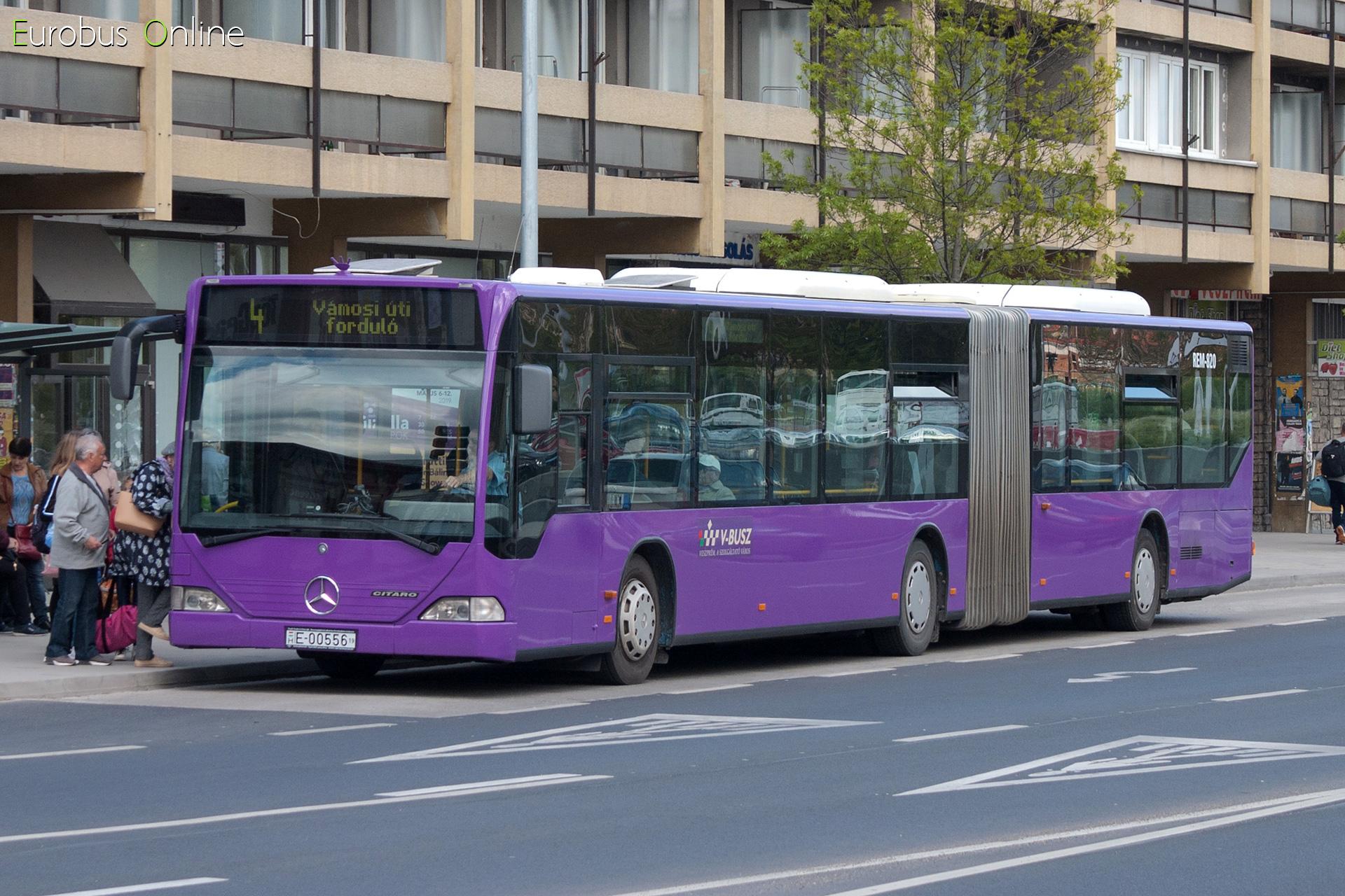 E-00556 mint REM-820