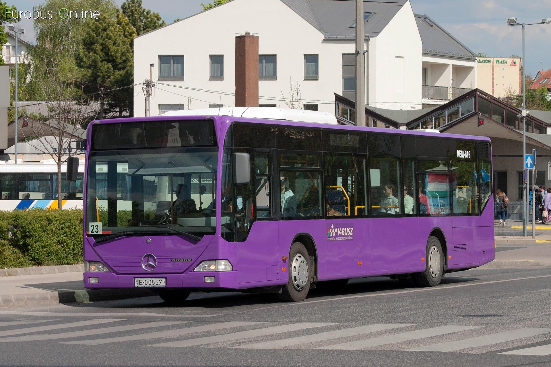 E-00557 mint REM-816