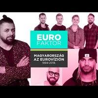 VIDEÓ - Magyarország az Eurovízión 1994-2018 + SZAVAZÁS