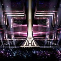 Bejárható LED-fal is lesz az idei Eurovízió színpadán