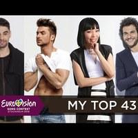 EuroFaktor TOP 42 - Eurovíziós Dalfesztivál 2016.