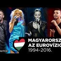 Így szerepelt Magyarország az Eurovízión 1994 óta