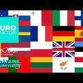 VIDEÓ - EuroFriends, azaz Magyarország barátai az Eurovízión