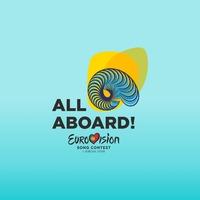 Mindenki a fedélzetre! - Több logót is kapott a 2018-as Eurovízió