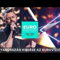 Eurovízió 2019: Magyarország kiesésének története