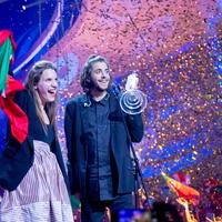 Felléptek az Eurovíziós versenytársak Salvador Sobral ellen