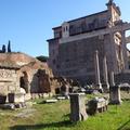 Hétvégi barangolás Rómában