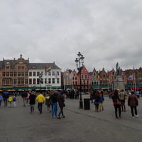 Egy nap Bruges-ben
