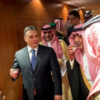 Orbánnak az arabok az elsők