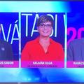 Kálmán Olga nyerte a tévévitát