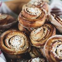 A hónap receptje: kannelbulle, azaz a svéd fahéjas csiga