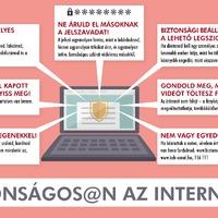 Biztonságban az interneten: tegyél érte!