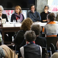 Kortárs európai írók az Európa Pontban a Könyvfesztiválon