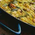 A hónap receptje: a spanyol Paella Valenciana