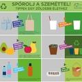 Csökkentsd a szemeted! – indul az európai hulladékcsökkentési hét