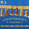 A kürtőskalács nagy európai családja