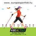Európai Sporthét – légy aktív!