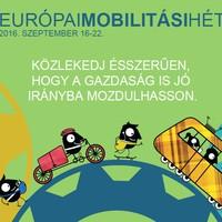 Hagyd otthon az autót! – Európai Mobilitási Hét 2016
