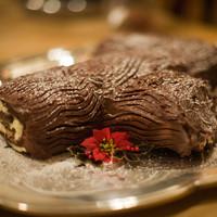 A hónap receptje: a Bûche de Noël, a karácsonyi fatörzs torta
