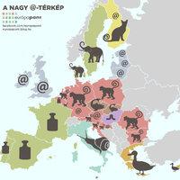 A nagy @-térkép