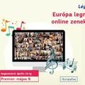 Zenélj Európa legnagyobb online zenekarában!
