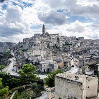 Európa kulturális fővárosa: Matera