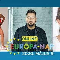 Május 9., Európa-nap: ünnepeljetek velünk – ezúttal online!