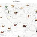 Taste Atlas: egyedülálló gyűjtemény a világ gasztronómiájáról